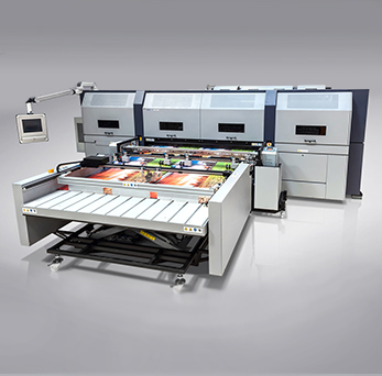 Durst Rho 1000 Continuous Production Printer