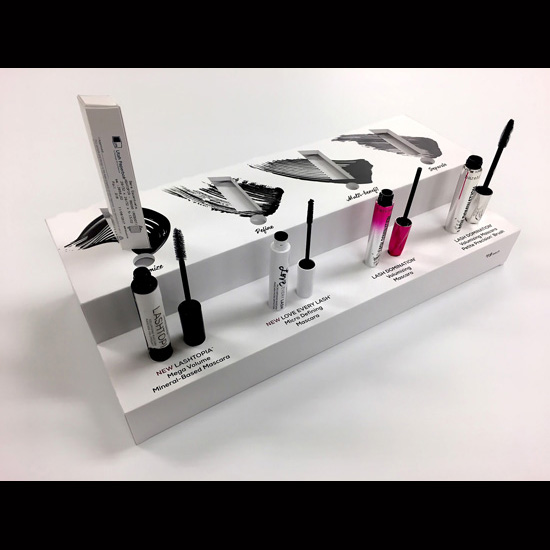Cosmetic Structural Display - Graphic Systems